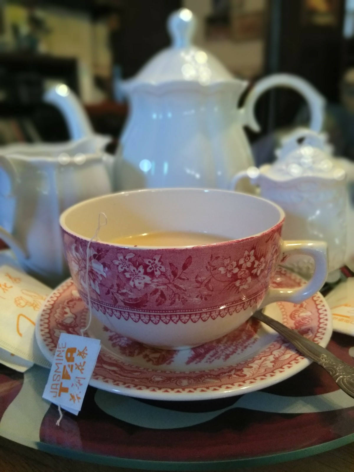 Tea Time forTwo